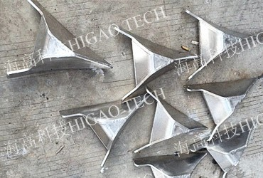 stainless steel ploughshare mixer