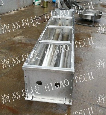 stainless steel parts made by Higao Tech