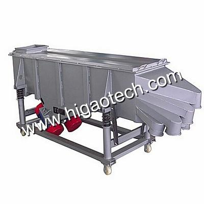 rectangular linear vibrating screen machine supplier